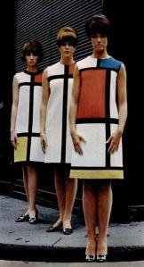 Yves Mondrian 1965