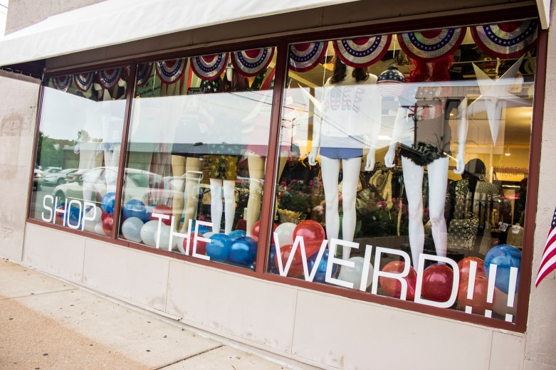 Shop the Weird