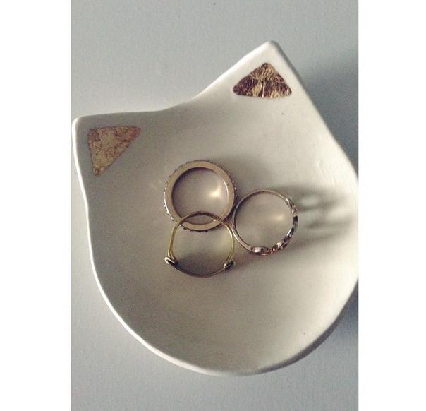 Catbird Ring Dish- Brooklyn