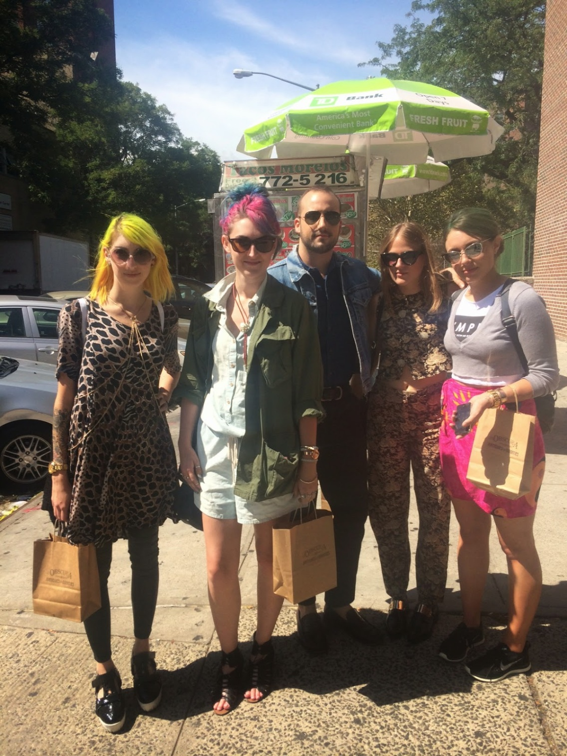 Shopping in East Village (Photo via The Wicked Wallflower)