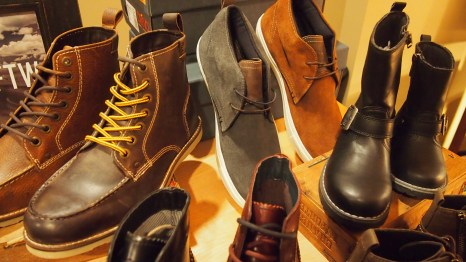 Vogue Footwear's Crevo Line