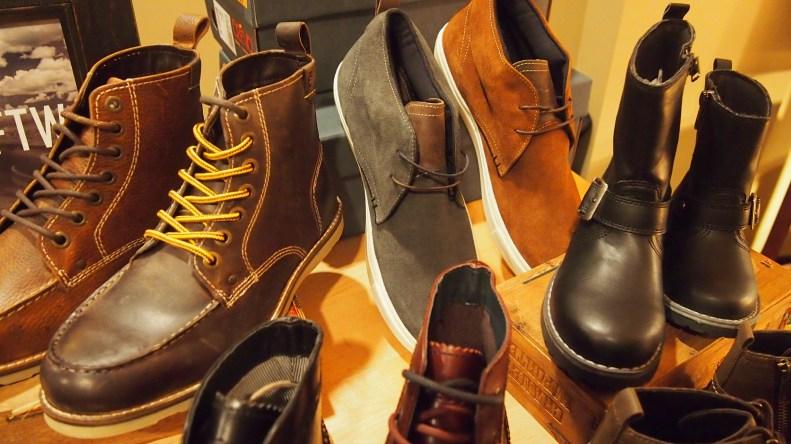 Vogue Footwear's Crevo Line