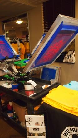 Shirt Kong's Portable Shirt Press