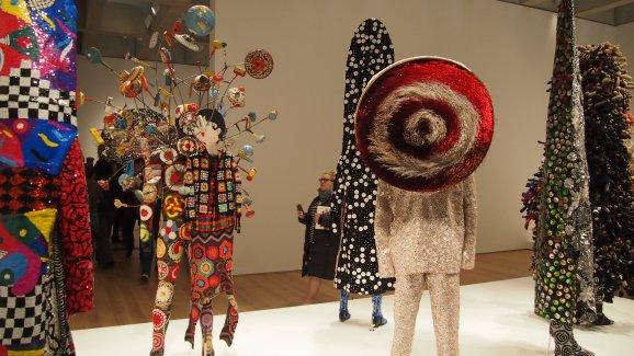 Nick Cave SLAM Exhibit