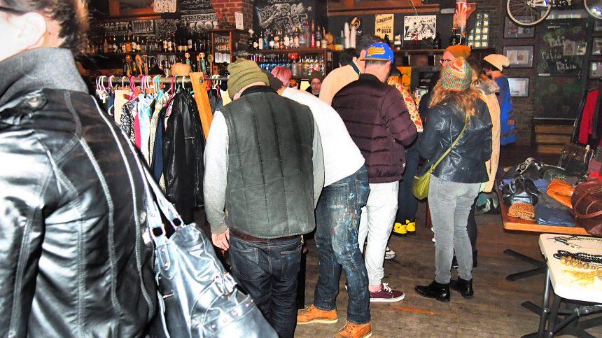 Winter Pop Up Shop