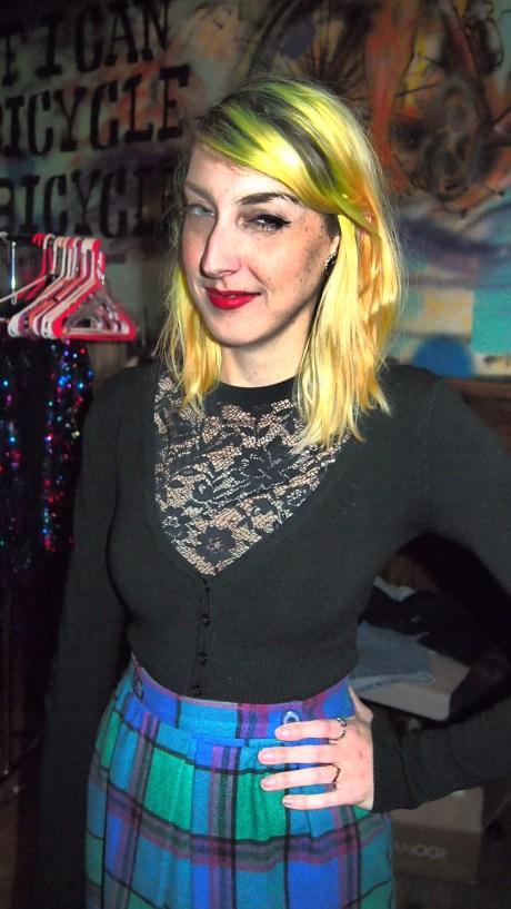 Sarah Stallmann of Wicked Wallflower