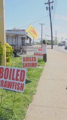 Crawfish Stop