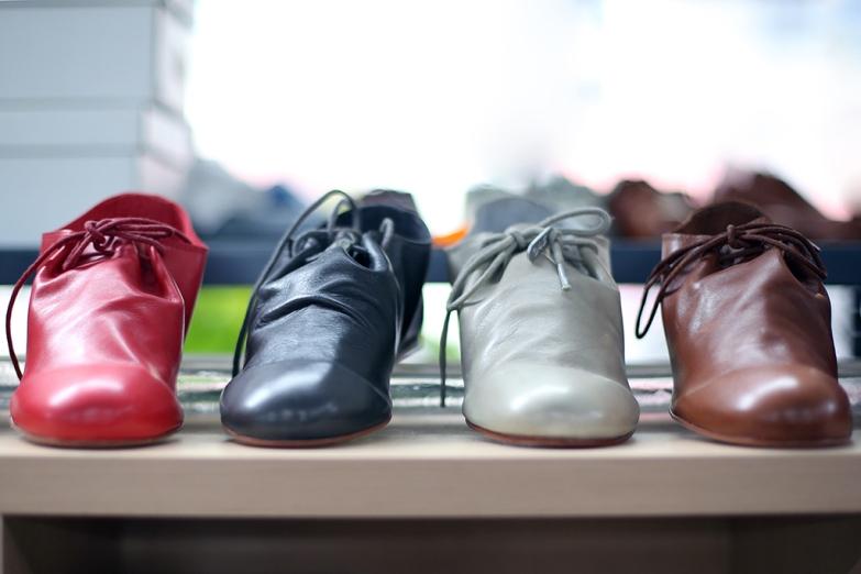 Shoes @ SKIF